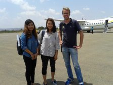 First trip to Shan State
